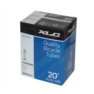 "Камеры XLC Bicycle tubes 20""_1,5/2,5 AV 35 мм"